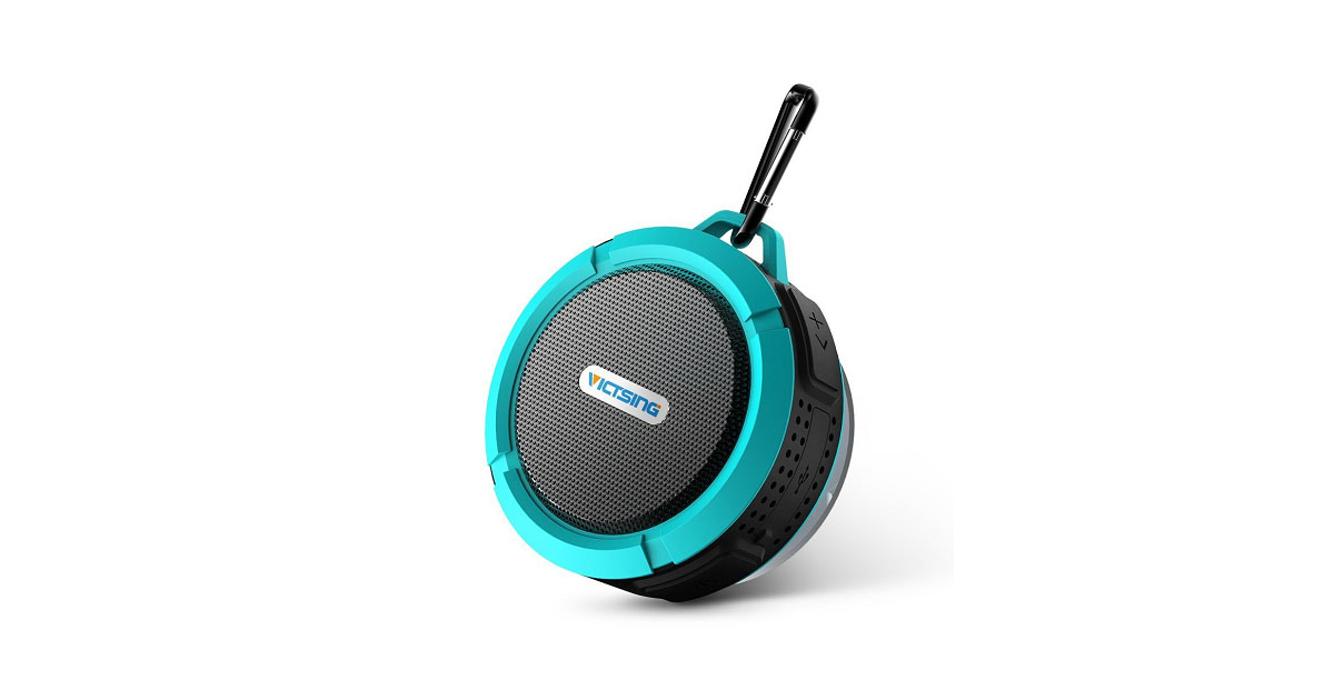 VicTsing Wireless Bluetooth Speaker
